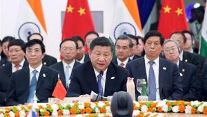 Chinesischer Staatspräsident ruft BRICS-Staaten zur Festigung des Vertrauens, gegen Herausforderungen vorzugehen auf