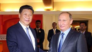 China, Russland sichern engere Kooperation innerhalb multilateraler Rahmen zu