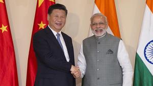 Xi fordert gemeinsame Bemühungen zur Bereicherung der China-Indien-Partnerschaft