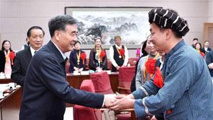 Wang Yang hält Vorsitz über ein Tourismus-Seminar