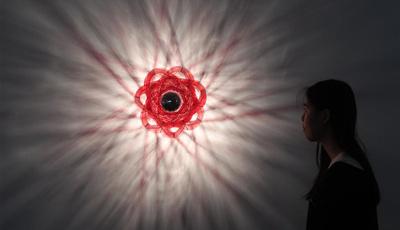 """Ausstellung """"The Light in Between"""" in Taipeh abgehalten"""