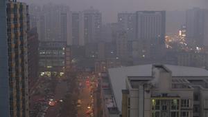Beijing ruft Alarmstufe Rot aus