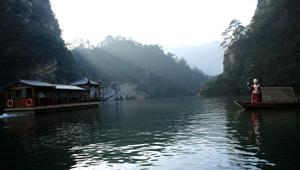 Tourismus in Zhangjiajie verbessert