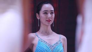 Finale im Wettbewerbsgebiet Liaoning der Miss Tourism of the Globe in Shenyang abgehalten
