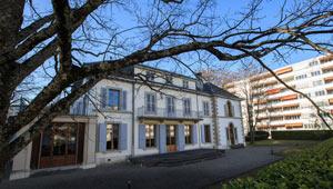 Villa von Montfleury bezeugte Chinas erste Auftretung auf der Weltbühne