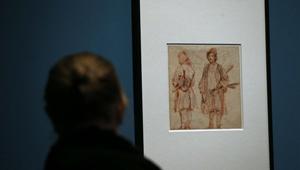 "Ausstellung ""Watteau"" in Frankfurt"
