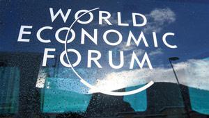 Davos bereitet sich für das Weltwirtschaftsforum vor