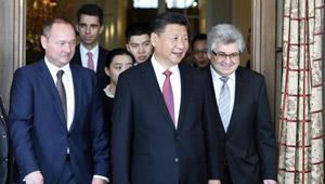 Xi lobt Austausche zwischen dem Schweizer Parlament und Chinas Nationalen Volkskongress zur Förderung von China-Schweiz-Beziehungen