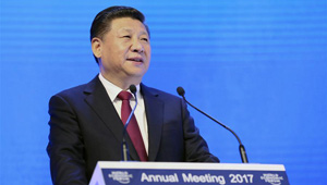 Spotlight: Xi setzt mit chinesischem Plan den Globalisierungskurs bei Davos-Forum
