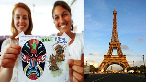 Chinesisch wird viertgrößte Fremdsprache in Frankreich: Lernende der chinesischen Sprache vervierfachen sich in letzer Dekade!