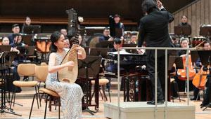Chinesisches Volksmusikkonzert eröffnet kulturelle Aktivitäten zur Feier des 45. Jubiläums der Aufnahme diplomatischer Beziehungen zwischen China und Deutschland