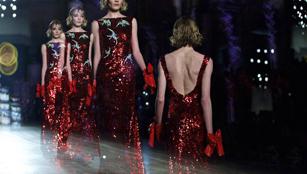 Leitmotiv Kreation bei Mailänder Modewoche