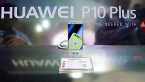 Huawei enthüllt P10 und P10 Plus in Barcelona