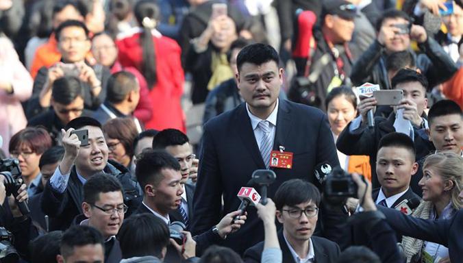 Mitglied des 12. Landeskomitees der PKKCV Yao Ming empfängt Interview