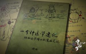 365 Träume aus China: Der Karikaturist