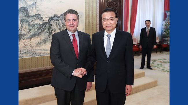 Chinesischer Ministerpräsident ruft zu besseren Beziehungen mit Deutschland durch kommenden Besuch auf