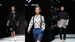 Kreationen des Designers Liu Yong bei Fashionshow