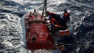 Jiaolong führt zweiten seiner fünf Tauchgänge in der dritten Stufe der 38. ozeanischen Expedition Chinas durch