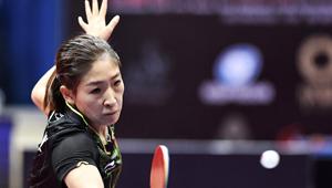 ITTF China Open: Liu Shiwen und Sun Yingsha zusammen ins Halbfinale