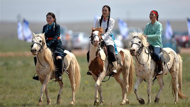 Innere Mongolei ergreift Schutzmaßnahmen für mongolische Pferde