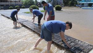 Jingpo-See wieder für Touristen geöffnet