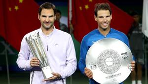 Federer gewann 2017 ATP Shanghai Masters