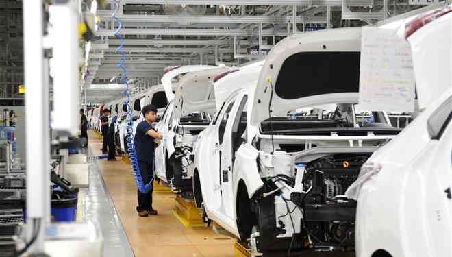 Chinas Wirtschaft setzt stabiles Wachstum fort