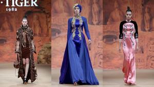 China Fashionwoche in Beijing