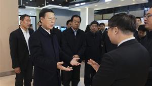 Zhang Gaoli besucht staatseigene Unternehmen in Heilongjiang