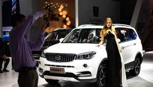 15. Guangzhou Internationale Automobile Ausstellung in Guangzhou abgehalten