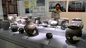 Ärchologische Ausstellung in Henan