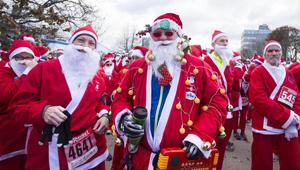2017 Santa 5K Run findet statt