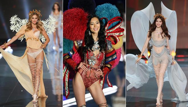 Wunderbare Momente der 2017 Victoria's Secret Fashion Show Shanghai