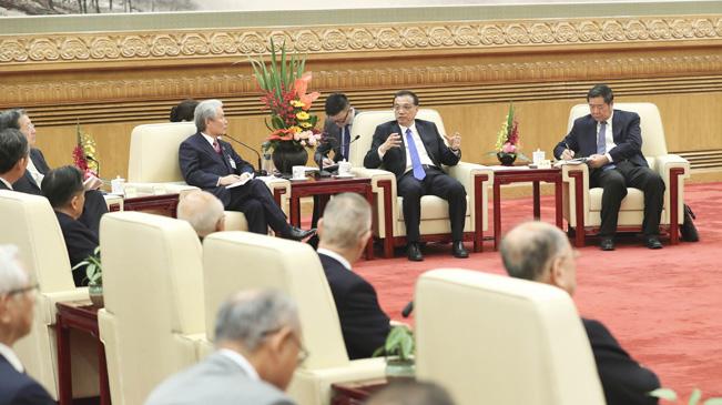 Chinesischer Ministerpräsident: Wiederherstellung des Vertrauens zwischen China und Japan erfordert anhaltende Bemühungen