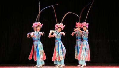 """Kulturelle Aufführung """"Splendid China"""" in Kuwait aufgeführt"""
