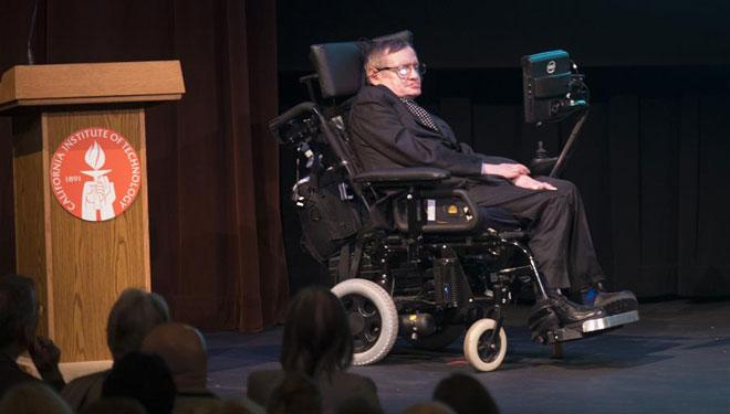 China betrauert Ableben von Stephen Hawking