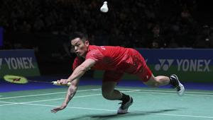 Lin Dan gewinnt zweite Runde bei 2018 All England Open
