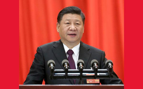 Xi: Menschen sind die Erschaffer der Geschichte, die wahren Helden