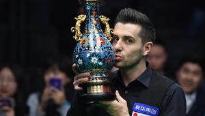 Mark Selby erringt Sieg bei 2018 World Snooker China Open