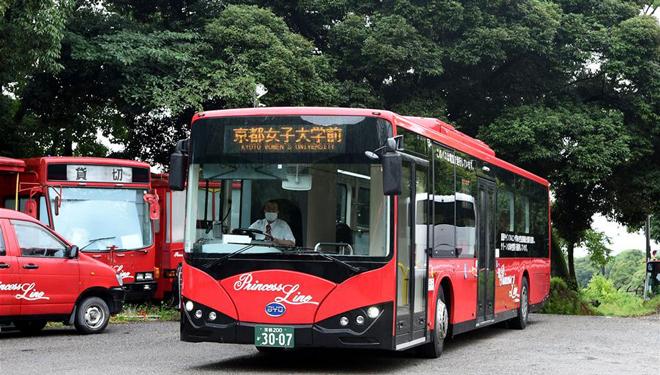 marktentwicklung elektrobus weltweit