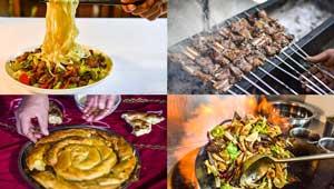 In Bildern: Lebensmittel im nordwestchinesischen Xinjiang