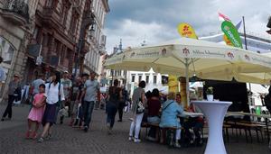43. Rheingauer Weinfest in Wiesbaden abgehalten
