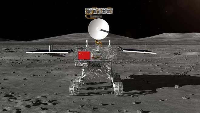China Focus: China enthüllt Chang'e-4-Mondfahrzeug zur Erkundung der Mondrückseite