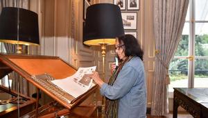 Chinesische Botschaft in Frankreich öffnet zur Öffentlichkeit an Tagen des Europäischen Kulturerbes