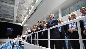 IOK überprüft Vorbereitungen für Beijing 2022