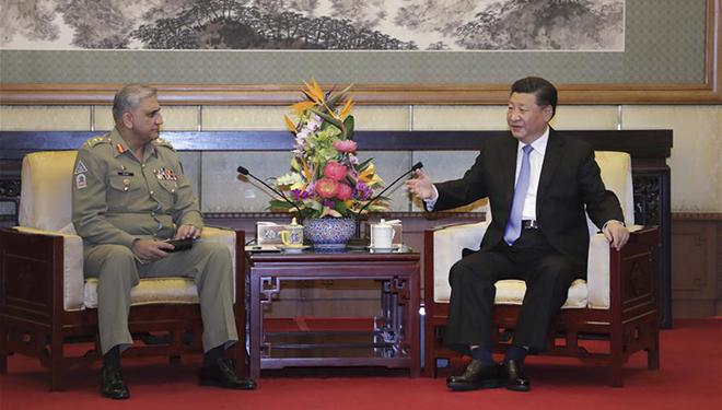 Xi trifft pakistanischen Armeechef in Beijing