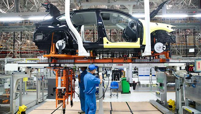 Neue Autos von SAIC werden auf erster CIIE debütieren