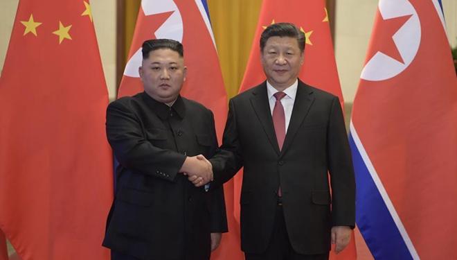 Xi Jinping, Kim Jong-un führen Gespräche und erzielen wichtigen Konsens