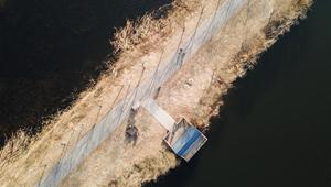 Wildente-See nationaler Feuchtgebietspark wieder eröffnet