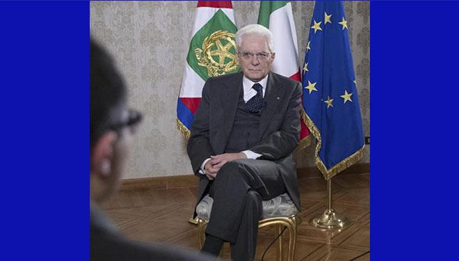 Italienischer Präsident: Partnerschaft zwischen Italien und China basiert auf soliden Grundlagen
